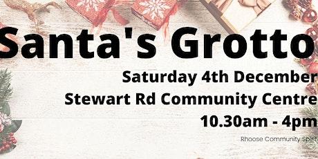 Santa's Grotto! tickets