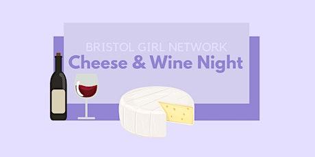Bristol Girl Cheese & Wine Night tickets