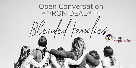 Open Conversation with Ron Deal about Blended Families tickets