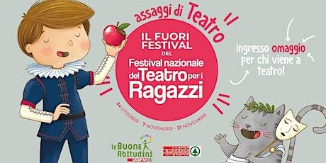 Primo appuntamento del Fuori Festival biglietti