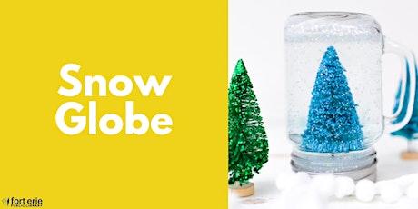 Tween/Teen Craft Kit - Snow Globe tickets