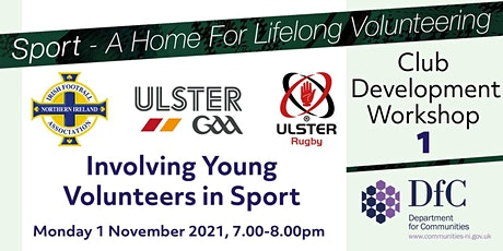 Involving Young Volunteers in Sport tickets