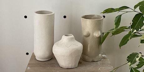 Beginners Ceramics Weekend Workshop Tickets