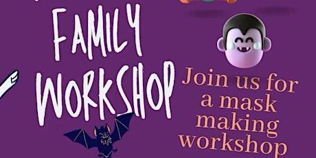Halloween Family Workshop tickets