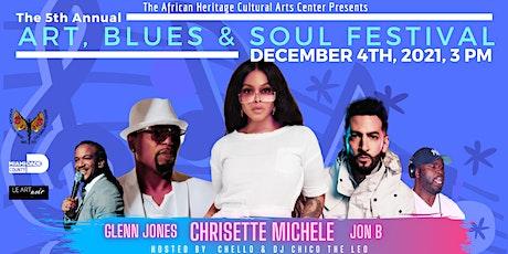 5th Annual Art , Blues, & Soul Festival tickets