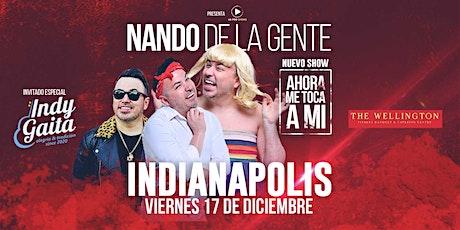 AHORA ME TOCA AMI NUEVO SHOW INDIANAPOLIS tickets
