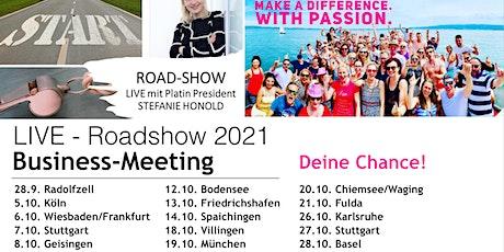 ROADSHOW- BUSINESSMEETING /Kaiserslautern billets