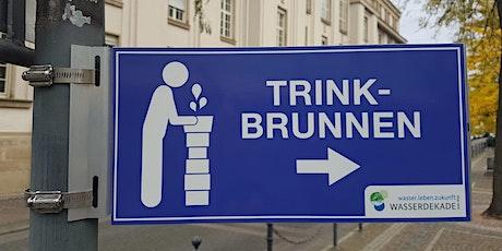 """Online-Seminar """"Trinkbrunnen im öffentlichen Raum"""" Tickets"""