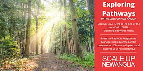 SUNA Exploring Pathways - Goldmans Sachs GS10KSB Programme tickets