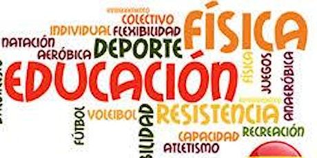MUESTRA DE EDUCACION FISICA DE 5TO   AÑO entradas