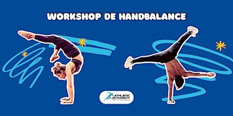 Workshop de Handbalance entradas