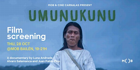 Film screening: Umunukunu entradas