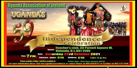 UAI 59th INDEPENDENCE DAY CELEBRATION tickets