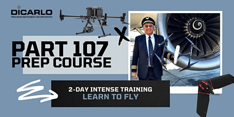 Two-Day Intensive Part 107 Prep Course - November 2021 tickets
