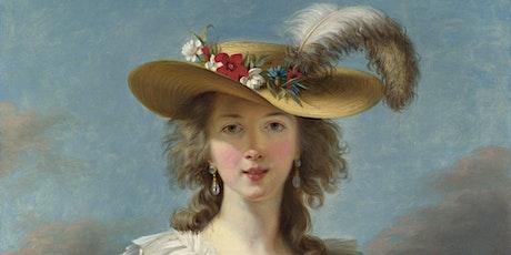 Élisabeth Vigée Le Brun - Art and Film History Livestream tickets