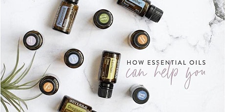 Discover the Power of Essential Oils tickets