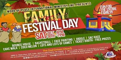 Family Festival Day! tickets