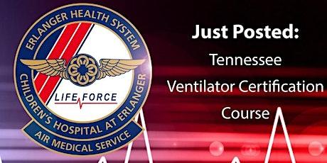 16 Hour Ventilator Certification Course tickets
