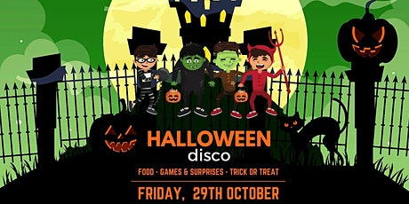 North Beach Primary School P&C Committee - Halloween Disco tickets
