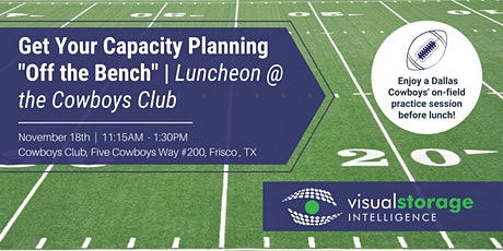 """Get Your Capacity Planning """"Off the Bench"""" 
