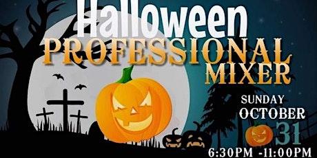 The Divine Eclectic Halloween Mixer tickets