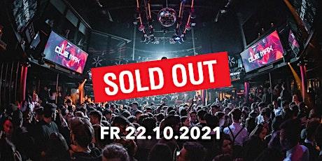 Club Max - Friday 22.10.2021 biglietti