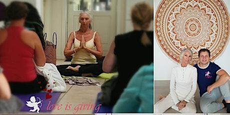 Yoga - Kizz & Kram Workshop tickets
