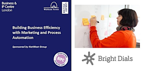 Building Business Efficiency with Marketing and Process Automation tickets