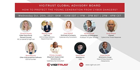 Advisory Board: How to Protect the Young Generation from Cyber Dangers? tickets