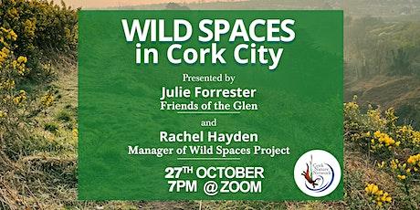 Wild Spaces in Cork City tickets
