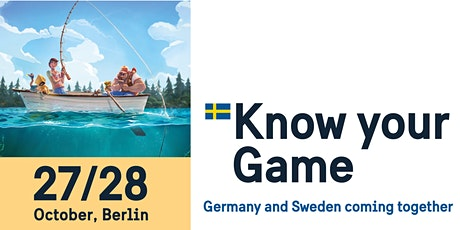 Know Your Game – Germany and Sweden Coming Together entradas
