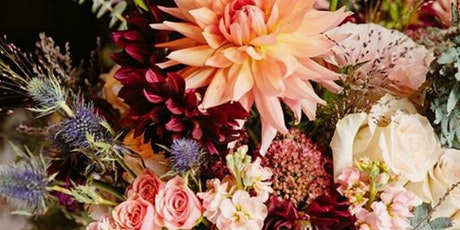 Fresh Fall Floral Arranging Workshop tickets