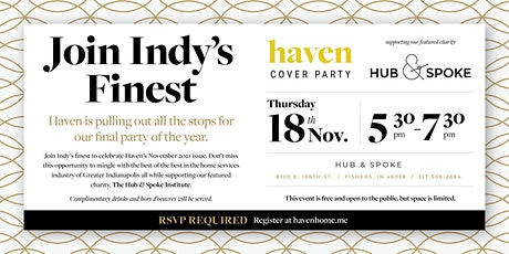 Haven Magazine November Party tickets