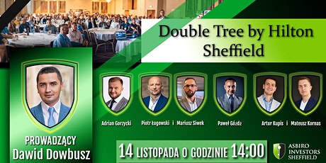 ASBiRO Investors Sheffield - Pożegnanie roku 2021 tickets