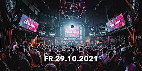 Club Max - Friday 29.10.2021 tickets