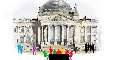 Colloque : L'Allemagne et l'Europe après Merkel (4 et 5 novembre 2021) billets