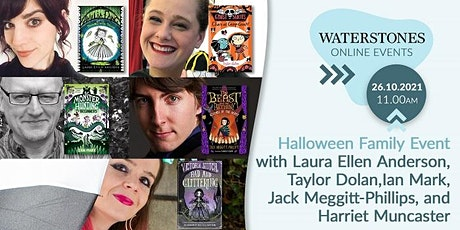 Halloween Family Event: Spooky storytime, drawalongs and quizzes tickets