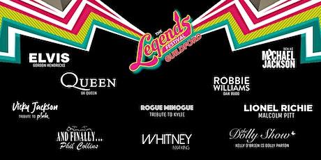 The Legends Festival  - Stoke Park, Guildford tickets