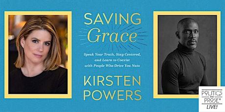 P&P Live! Kristen Powers   SAVING GRACE with Eugene Scott tickets