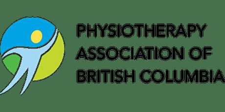 PABC Webinar: PT management of Post COVID patients tickets