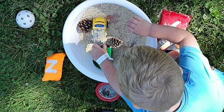 Outdoor Early ON Playgroup at Basil Grover Park -October 26th at 10:00 am tickets