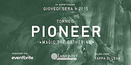 Mtg PIONEER biglietti