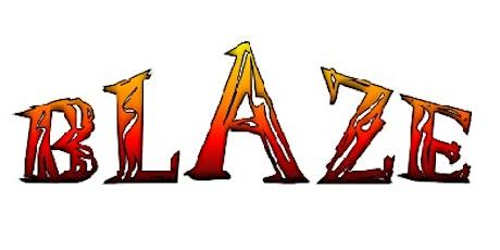 Blaze tickets