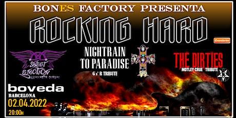 ROCKING HARD TRIBUTE - BARCELONA entradas