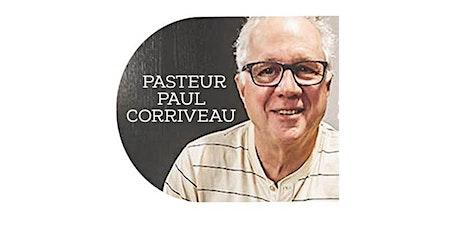 Réunion du dimanche 24 octobre 2021 - Église Communautaire Mosaïque billets