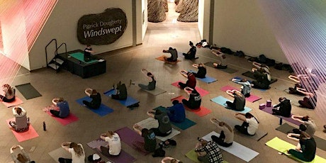 Yoga at the MOA tickets