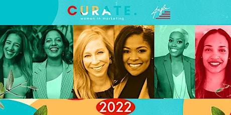 Curate : Women In Marketing Conference 2022 tickets