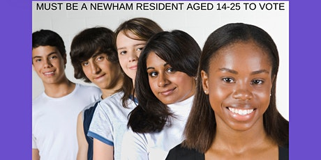 Newham Youngest In Charge (YIC) project : Your vote counts! tickets