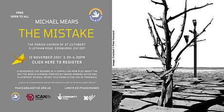 THE MISTAKE: Michael Mears tickets