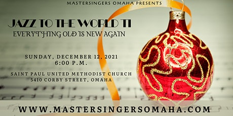 Jazz to the World 11: Everything Old is New Again! tickets